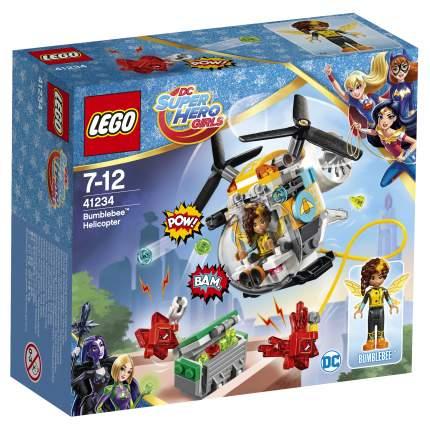 Конструктор LEGO DC Super Hero Girls Вертолёт Бамблби (41234)