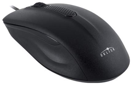 Проводная мышка OKLICK 175M Black