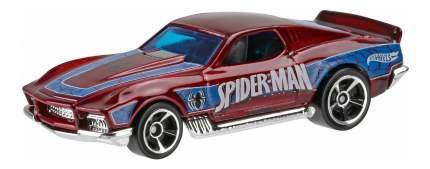 Машинка Hot Wheels Человек-паук CMJ79 DJJ72
