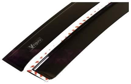 Дефлекторы на окна Vinguru для Nissan (AFV42506)