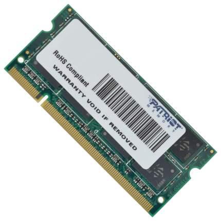 Оперативная память PATRIOT Signature PSD22G8002S