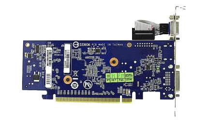 Видеокарта GIGABYTE GeForce 210 (GV-N210D3-1GI)