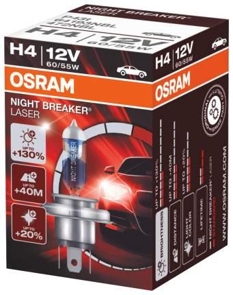 Лампа галогенная автомобильная OSRAM Н4 60 55W (64193NBL) 1шт.