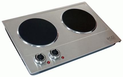 Настольная электрическая плитка RICCI RIC-202C