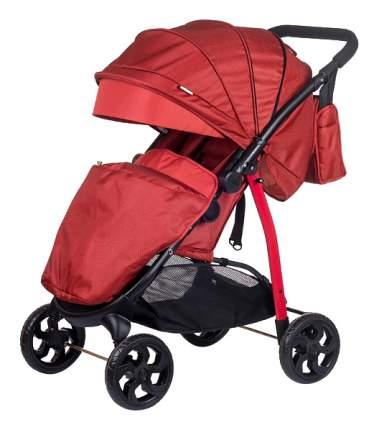 Прогулочная коляска BabyHit Versa красная