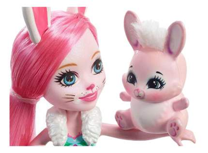 Коллекционная кукла Enchantimals Бри Кроля и Твист