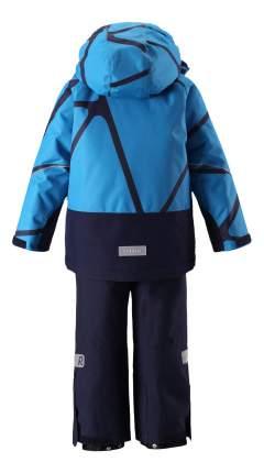 Комплект верхней одежды Reima, цв. синий р. 92