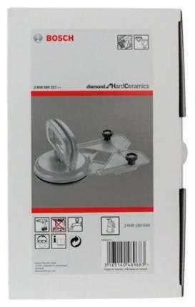Направляющая для алмазных коронок Bosch 2608580327