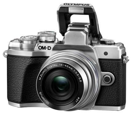 Фотоаппарат системный Olympus OM-D E-M10 Mark III 14-42 R Black