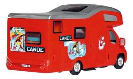Машинка пластиковая Dickie Toys Для кемпинга 12 см в ассортименте