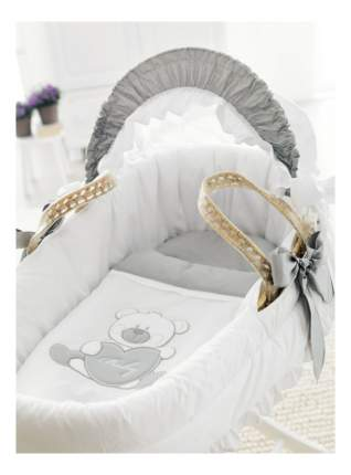 Переносная люлька Baby Baby белый Pali