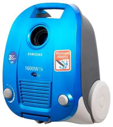 Пылесос Samsung  VCC4140V3A Blue