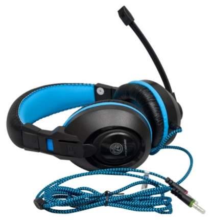 Игровые наушники Marvo Ice Dragon ASH-322 Blue/Black