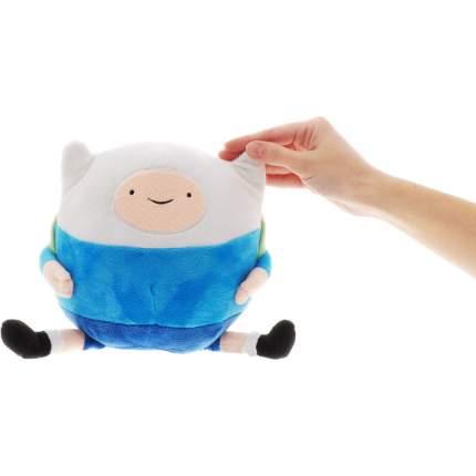 Мягкая игрушка Adventure Time плюшевая Adventure Time Finn Финн-шарик 18 см