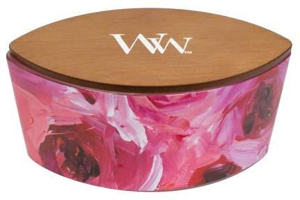 Ароматическая свеча WoodWick Красная смородина & Kедр 519973 Розовый