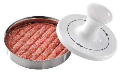 Пресс для гамбургеров Gefu 15410