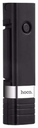 Монопод штатив для селфи Hoco, K4 Wireless Black, bluetooth, телескопический 65 см, черный