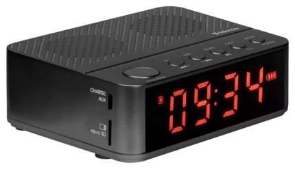 Радиоприемник часы колонка Defender Enjoy M800 Чёрный