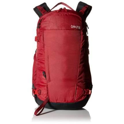 Рюкзак для лыж и сноуборда Dakine Women's Heli Pro II, rosewood, 28 л