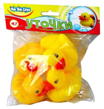 Игрушка для купания BebeLino Уточки v077605/57017