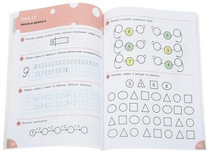 Счет От 6 до 10. Формирование Математических представлений 6-7 лет