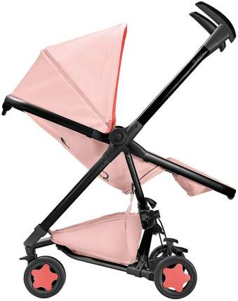 Прогулочная коляска Quinny Zapp Xtra 2 2 pink pastel