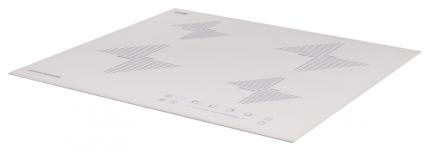 Встраиваемая варочная панель индукционная KUPPERSBERG ICS 604 W White