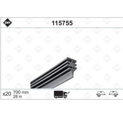Резинка стеклоочистителя 700 mm Swf арт. 115755