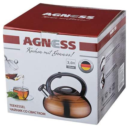 Чайник Agness 907-081