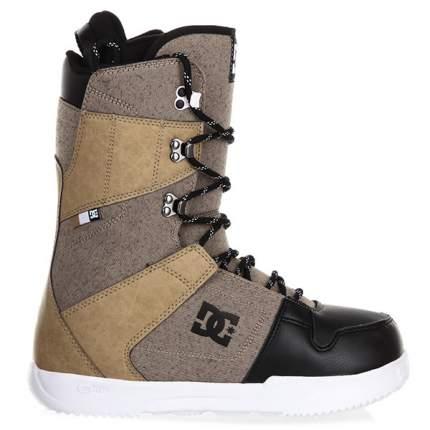 Ботинки для сноуборда DC Phase 2019, бежевые, 26.5