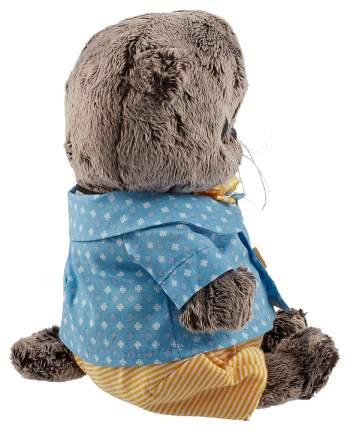 Мягкая игрушка BUDI BASA Басик BABY в рубашке и шортиках, 20 см