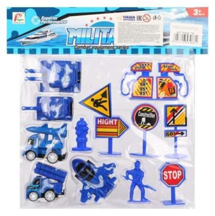 Машина спецслужбы Наша Игрушка Военная полиция RS6676