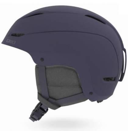 Горнолыжный шлем женский Giro Ceva 2019, темно-синий, M