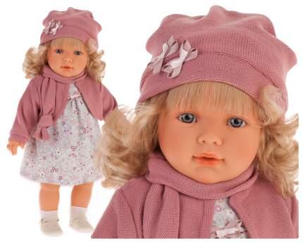 """Кукла """"Абрил"""", в розовом (55 см)"""
