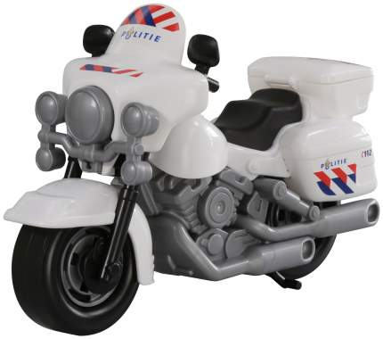 Мотоцикл полицейский NL Полесье