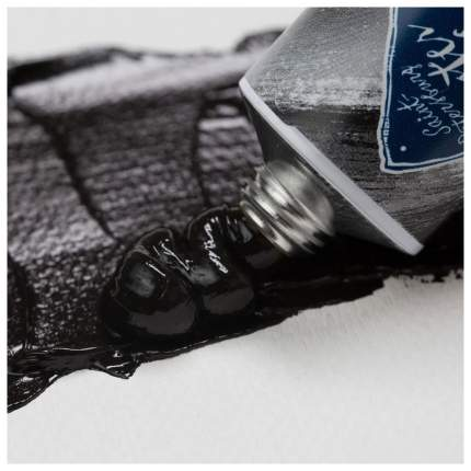 Масляная краска Невская Палитра Мастер-класс кость жженая имитация 46 мл