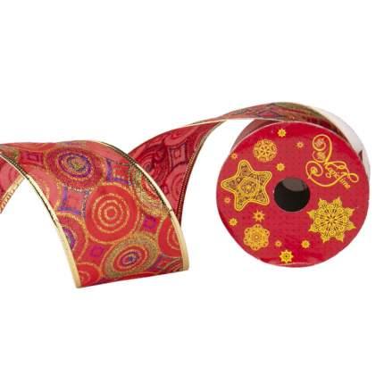 Лента декоративная Феникс Present Восточный орнамент 6,3x270 см