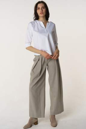 Блуза женская adL 11533732000 белая 42 RU