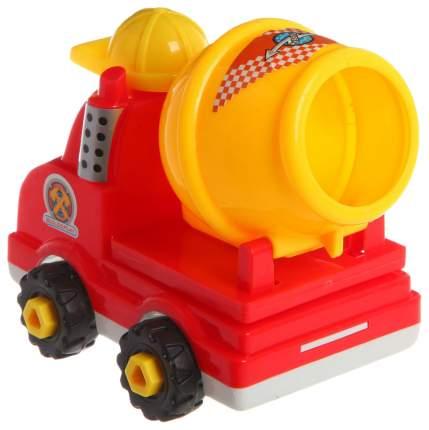Строительная машинка Shenzhen toys Конструктор экскаватор 3 в 1 s В44600