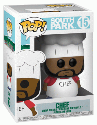 Фигурка Funko POP! Animation: South park: Chef