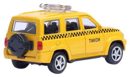 Легковая машина Play Smart Такси Р41607 Желтый, черный