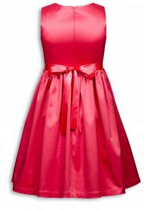 Платье для девочки Pelican GWDV4016/1 Красный р. 134