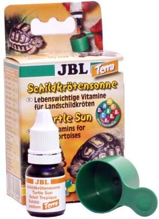 Витамины для рептилий JBL Schildkrotensonne Terra, 10 мл
