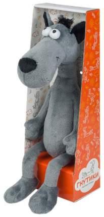 Мягкая игрушка Maxitoys Гнутики Волчок - Cерый бочок MT-042018-3-22