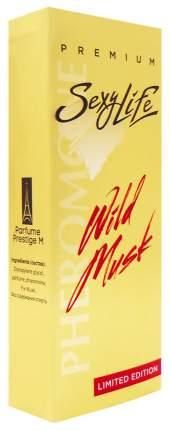 Женские духи с феромонами Парфюм престиж Wild Musk №12 с мускусом 10 мл