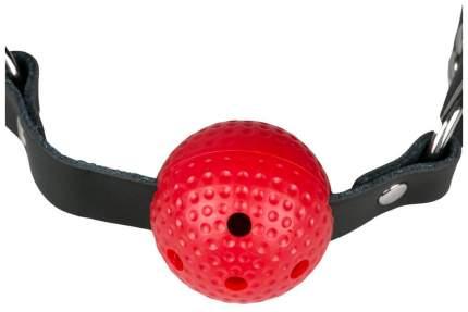 Кляп Orion Silence Knebel с красным шариком