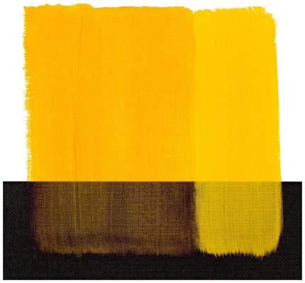 Масляная краска Maimeri Artisti желтый прозрачный 40 мл