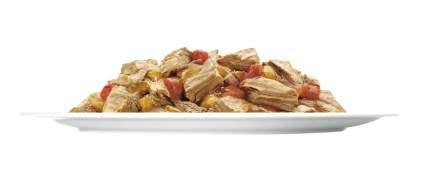 Влажный корм для кошек Felix Аппетитные кусочки, курица, 24шт, 85г