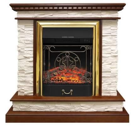 Портал из камня для камина Royal Flame Calgary под классический очаг