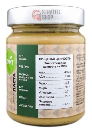 Паста арахисовая DopDrops лайт без добавок 265 г